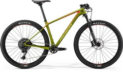 Merida Big Nine 6000 29er Mountain Bike 2018 - Hardtail MTB