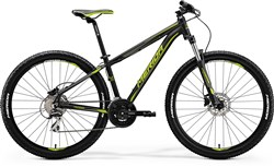 "Merida Big Seven 20-D 27.5"" Mountain Bike 2018 - Hardtail MTB"