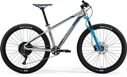 "Merida Big Seven 600 27.5"" Mountain Bike 2018 - Hardtail MTB"
