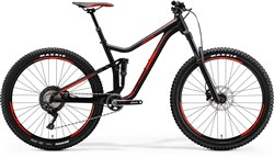 Merida One-Forty 700 Mountain Bike 2018 - Trail Full Suspension MTB