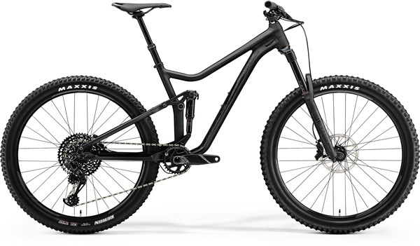 Merida One-Forty 800 Mountain Bike 2018 - Trail Full Suspension MTB