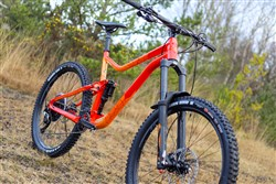 Merida One-Sixty 600 Mountain Bike 2018 - Enduro Full Suspension MTB