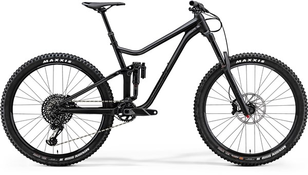 Merida One-Sixty 800 Mountain Bike 2018 - Enduro Full Suspension MTB