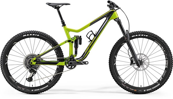 Merida One-Sixty 8000 Mountain Bike 2018 - Enduro Full Suspension MTB