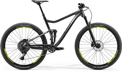 Merida One-Twenty 9.6000 29er Mountain Bike 2018 - Trail Full Suspension MTB
