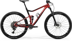 Merida One-Twenty 9.8000 29er Mountain Bike 2018 - Trail Full Suspension MTB
