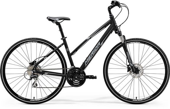 Merida Crossway 20-D Womens 2018 - Hybrid Sports Bike