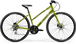 Merida Crossway Urban 20-D Womens 2018 - Hybrid Sports Bike
