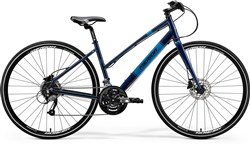 Merida Crossway Urban 40-D Womens 2018 - Hybrid Sports Bike