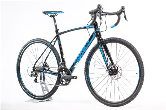 Merida Cyclo Cross 300 - Nearly New - 52cm - 2017 Cyclocross Bike