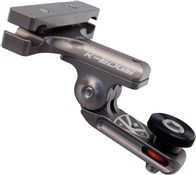 K-Edge Go Big Pro 1/4 - 20  Saddle rail with Adapter