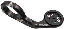 Product image for K-Edge Pro Aero mount for Garmin Edge 20, 25, 520, 820- 35.0mm