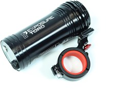 Exposure Toro Mk9 Rechargeable Front Light With QR Bracket - 2400 Lumens