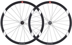 Product image for 3T Discus C35 Pro Clincher Wheel Set