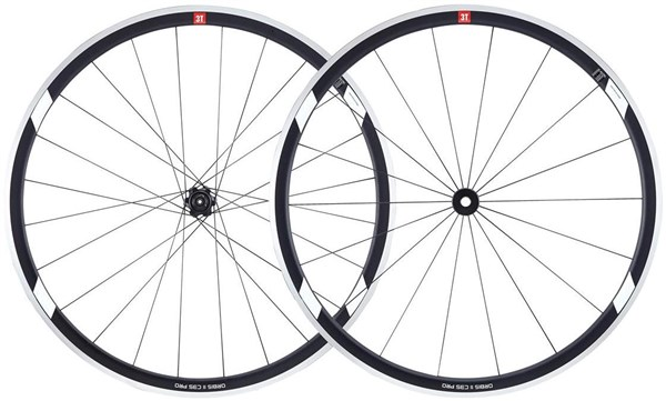 3T Orbis II C35 Pro Black Road Wheel Set