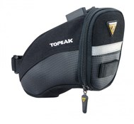 Product image for Topeak Aero Wedge Quick Clip Saddle Bag - Small