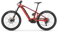 Mondraker e-Crafty XR+ 2018 - Electric Mountain Bike