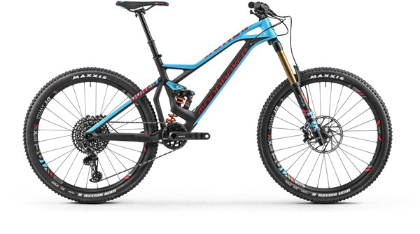 Mondraker Dune Carbon XR Mountain Bike 2018 - Enduro Full Suspension MTB