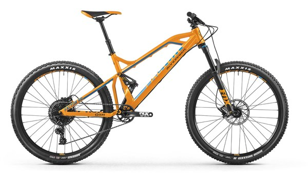 Mondraker Factor RR Mountain Bike 2018 Main Side Shot