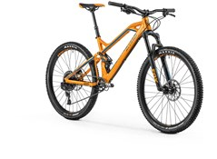 Mondraker Factor RR Mountain Bike 2018 Main Front Side