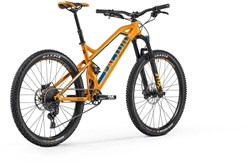 Mondraker Factor RR Mountain Bike 2018 Main Rear Side