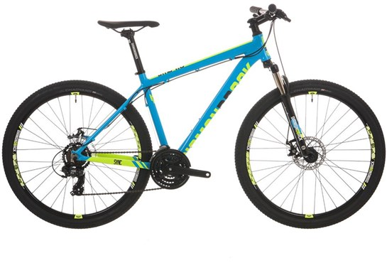 Image of Diamondback Sync 1.0 27.5 Mountain Bike 2018 - Hardtail MTB