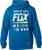 Fox Clothing District 2 Pullover Fleece AW17