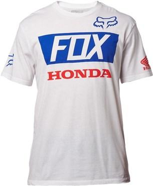 fox - Clothing Honda Basic Standard Tee AW17