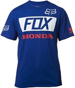 Fox Clothing Honda Basic Standard Tee AW17