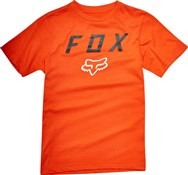 Fox Clothing Contended Youth Short Sleeve Tee AW17