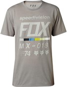 Fox Clothing Draftr Short Sleeve Tech Tee AW17