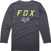 Fox Clothing Dusty Trails Youth Long Sleeve Tee AW17