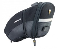 Aero Wedge Quick Clip Large  - Saddlebag