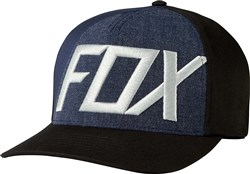 Fox Clothing Blocked Out Flexfit Hat AW17