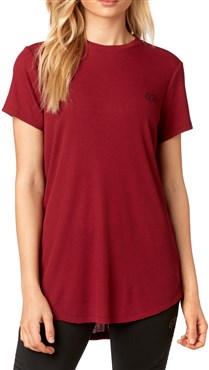 Fox Clothing Resounding Womens Short Sleeve Top AW17