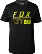 Fox Clothing Abyssmal Short Sleeve Tech Tee AW17