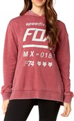 Fox Clothing Draftr Womens Hoodie AW17