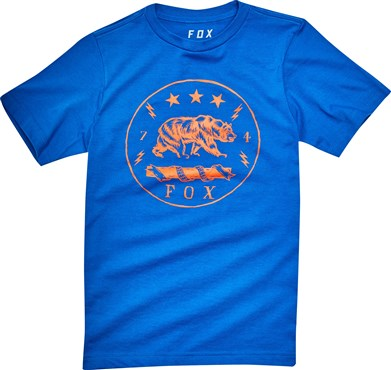 Fox Clothing Revealer Youth Short Sleeve Tee AW17
