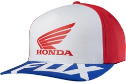 Fox Clothing Honda Basic Flex Fit Hat AW17