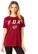 Product image for Fox Clothing District Womens Short Sleeve Crew AW17