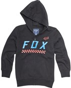 Fox Clothing Full Mass Youth Zip Hoodie AW17