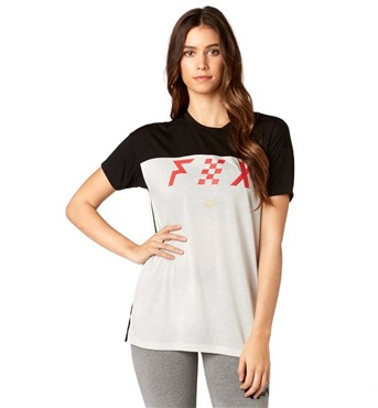 Fox Clothing Rodka Womens Short Sleeve Top AW17