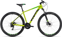 "Cube Aim 27.5"" Mountain Bike 2018 - Hardtail MTB"