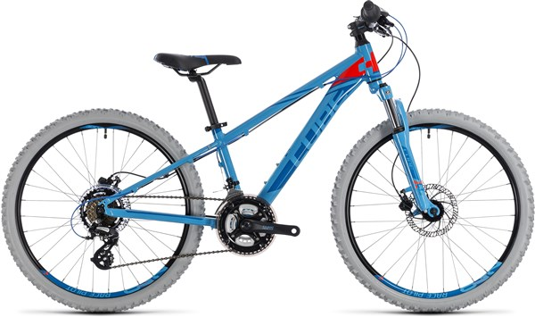 Cube Kid 240 Disc 24w 2018 - Junior Bike