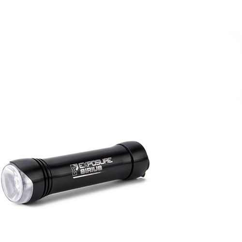Exposure Sirius Mk6 USB Rechargeable Front Light With DayBright