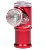 Exposure Blaze MK2 USB Rechargeable Rear Light With DayBright & ReAct Technology