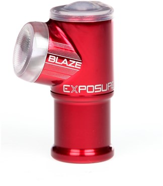 Exposure Blaze USB Rechargeable Rear Light With DayBright