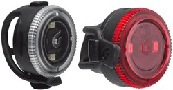 Product image for Blackburn Click Front and Rear Light Set