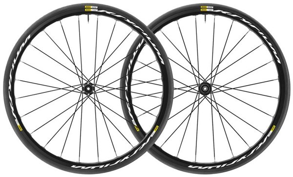 Mavic Ksyrium Disc Road Wheels 2018
