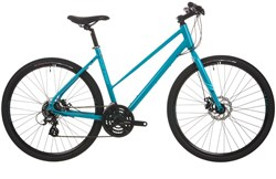 "Raleigh Strada 2 27.5"" Womens 2018 - Hybrid Sports Bike"